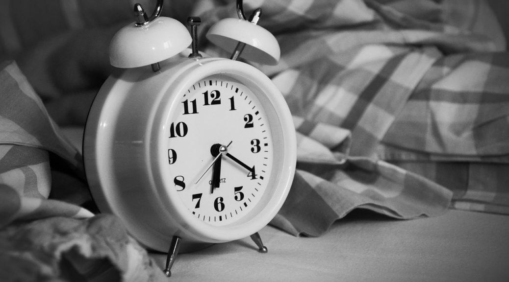 Conférence sur le sommeil à Baugy