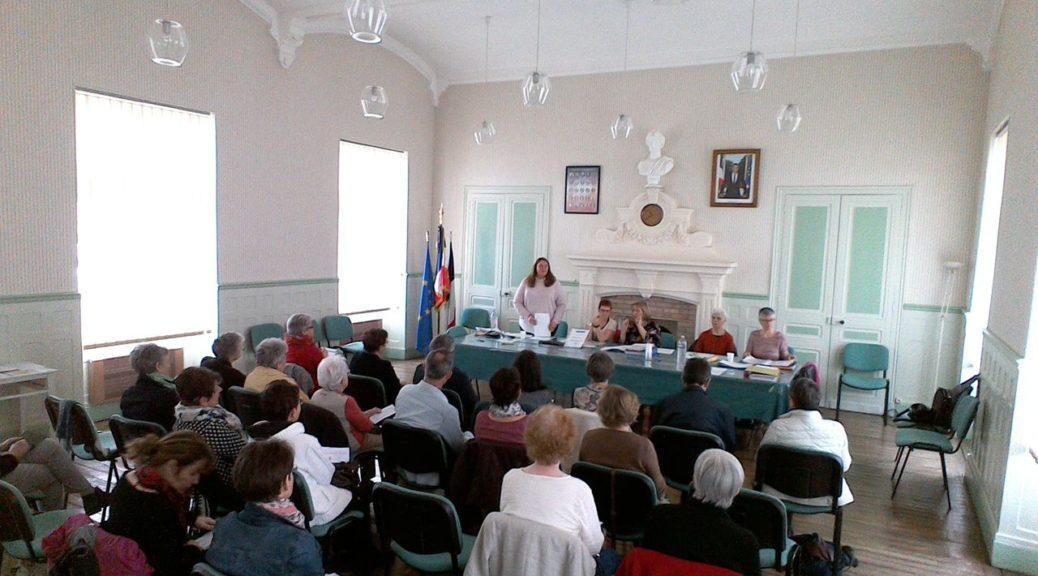 assemblée générale 2018 de Sésame Association